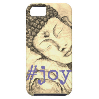 #Joy Zen Buddha Watercolor Art Phone Case
