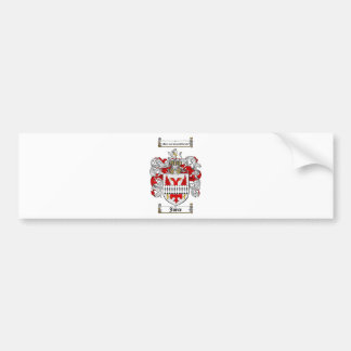 JOYCE FAMILY CREST -  JOYCE COAT OF ARMS BUMPER STICKER