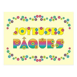 Joyeuses Pâques Postcards