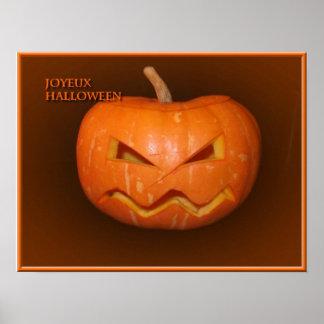 Joyeux Halloween - Affiches