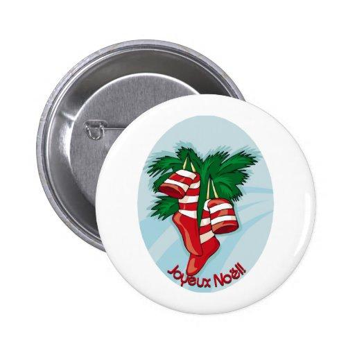 Joyeux Noel Pin