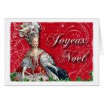 Joyeux Noel Marie Antoinette Christmas