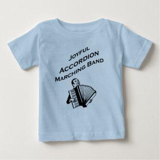 Joyful Accordion Marching Band T Shirt