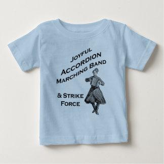 Joyful Accordion Marching Band Tshirt