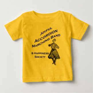 Joyful Accordion Marching Band Tshirts