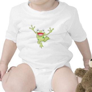Joyful American Bullfrog T Shirts