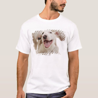 Joyful Bull terriers T-Shirt