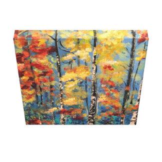 Joyful Color Canvas Print