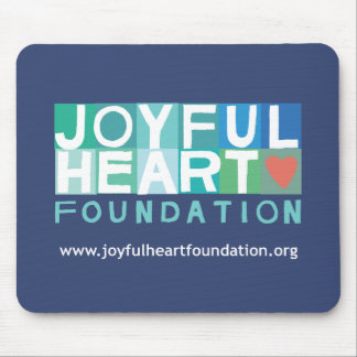 Joyful Heart Foundation Mousepad