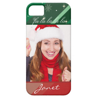 Joyful Holiday iPhone 5 Cover