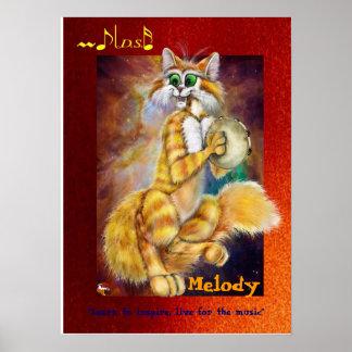 Joyful Melody Poster