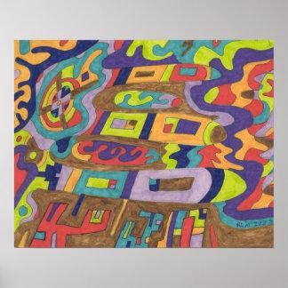Joyful Noise 20x16 Print