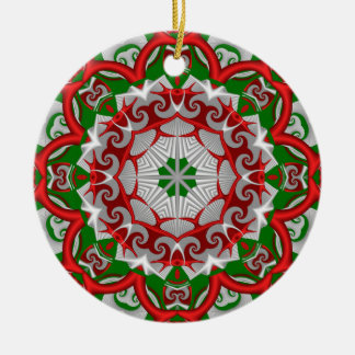 Joyful Season Kaleidoscope Ornament