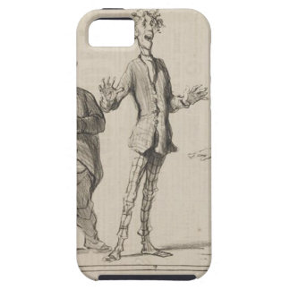 Joyful Song Performed by M. Cobden Honore Daumier Case For The iPhone 5
