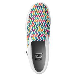 Joyful underpants - multicoloured Slip-On shoes