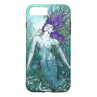 Joyous Splash Mermaid iPhone 8 Plus/7 Plus Case