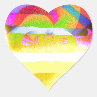 Joyous Heart Sticker