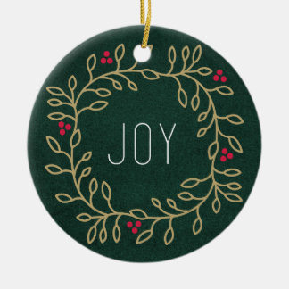 Joyous Tradition Christmas Ornament