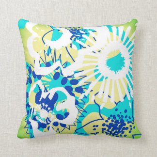 Joys Of Spring Reversible Customizable Cushion