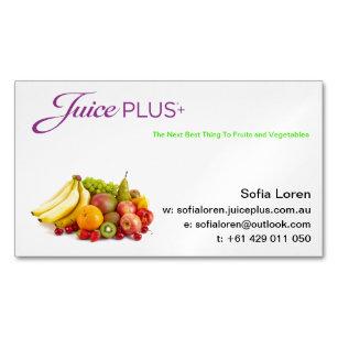 Jp business cards business card printing zazzle uk jp magnet bananas purple logo customise reheart Choice Image