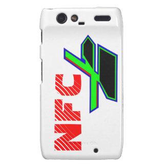 JP NFC Phone Case Droid RAZR Case