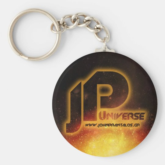 JP Universe Simple Keychain
