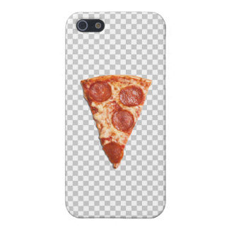 JPEG CHEESY PIZZA SLICE iPhone Case iPhone 5 Cases