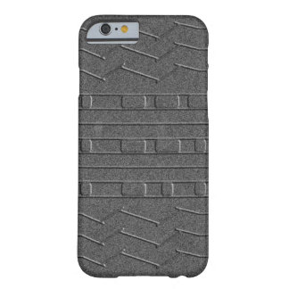 JPL Mars Curiosity Rover Tire Tread Homage Gray Barely There iPhone 6 Case