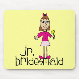 Jr. Bridesmaid Gifts and Favors Mouse Mat
