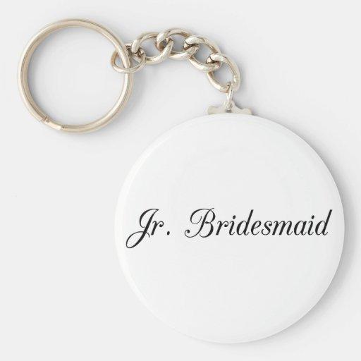 Jr. Bridesmaid Keychains