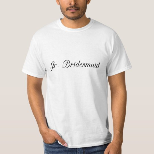 Jr. Bridesmaid T-Shirt