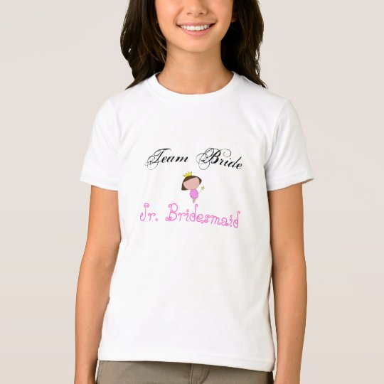 Jr. Bridesmaids Rock! T-shirt