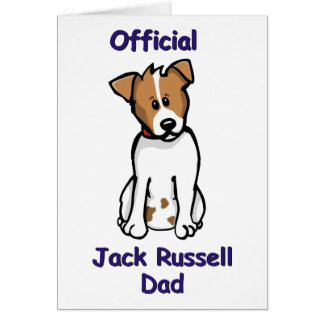 JR dad Card