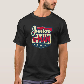 Jr. G-man Shirt