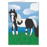 JR. Paint horse