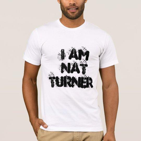 JRK I Am Nat Turner T-Shirt