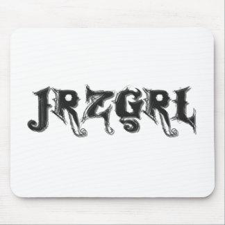 Jrzgrl Mouse Pad