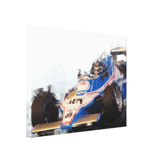 JS11 - Photoworks Jean Louis Glineur Canvas Print