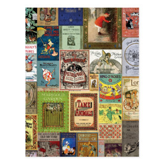JSBC BOOK COVERS BOOKCOVERS COLLECTION COLORFUL AS POSTCARD