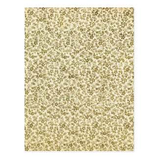 JSGYCF FLORAL PATTERN FLOWERS TEXTURE BACKGROUNDS POSTCARD
