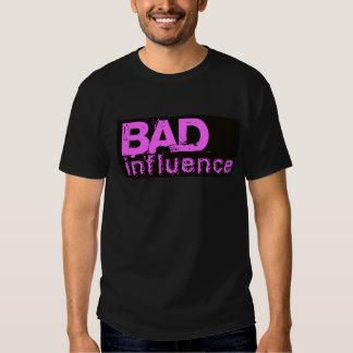 JTX Bad Influence T Shirt