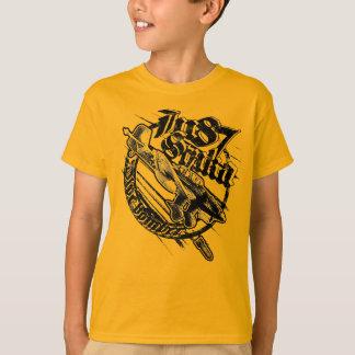 Ju 87 Kids' Hanes TAGLESSツョ T-Shirt T-Shirt