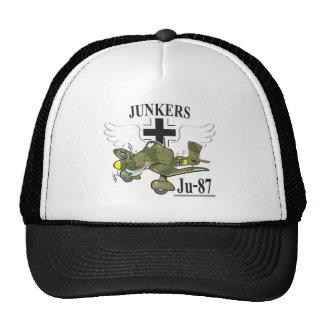 ju-87 stuka hat