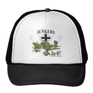 ju-87 stuka trucker hat