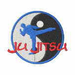 Ju Jitsu Logo Embroidered Jacket