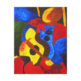 Juan 2008 canvas print