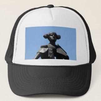 juan belmonte trucker hat
