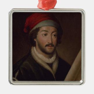 Juan de la Cosa Christmas Ornament