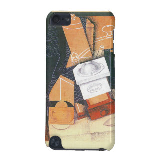 Juan Gris - Coffee grinder cup and glass on a tabl iPod Touch 5G Case