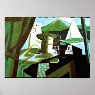 Juan Gris: The Bay Poster